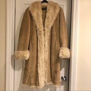 Wilson's Leather Boho Coat